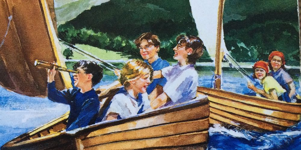 swallows and amazons 1001 goodnights