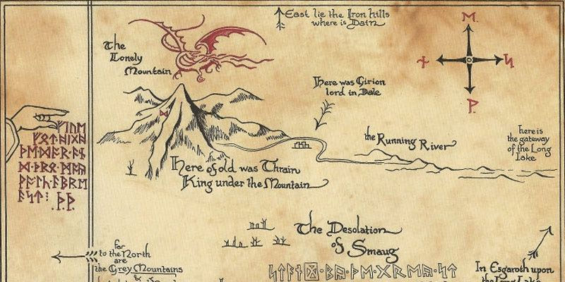 the hobbit map 1001 goodnights