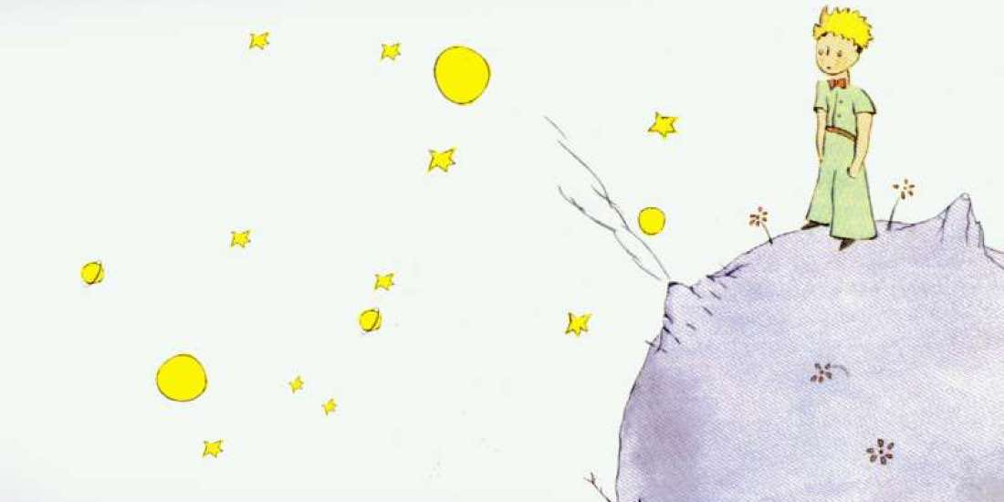 the little prince 1001 goodnights